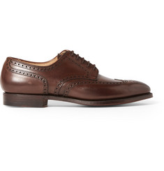 Ralph Lauren Purple Label Rossendale Leather Wingtip Brogues