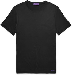 Ralph Lauren Purple Label Slim-Fit Pima Cotton-Jersey T-Shirt