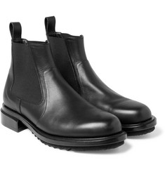 Solid Homme - Leather Chelsea Boots