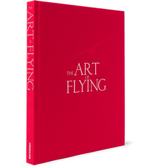 Assouline The Art of Flying Hardcover Book
