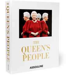Assouline - The Queen's People Hardcover Book