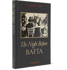 Assouline The Night Before BAFTA Hardcover Book