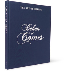 Assouline Beken of Cowes: The Art of Sailing Hardcover Book