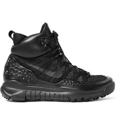 Nike Lupinek Flyknit High-Top Sneakers