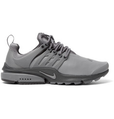 Nike Air Presto Low Utility Rubberised-Jersey Sneakers