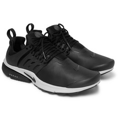 Nike Air Presto Utility Rubberised-Jersey Sneakers