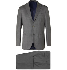 Boglioli - Grey Slim-Fit Virgin Wool Suit