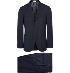 Boglioli - Blue Dover Slim-Fit Virgin Wool Suit