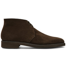 George Cleverley Nathan Suede Desert Boots