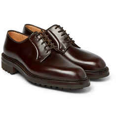 George Cleverley - Archie Polished-Leather Derby Shoes