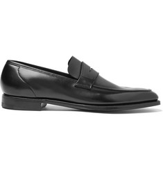 George Cleverley - George Leather Penny Loafers