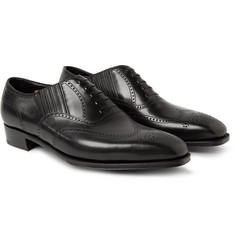 George Cleverley - Anthony Churchill Leather Oxford Brogues