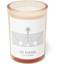 D.S. & Durga - '85 Diesel Scented Candle, 200g