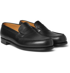 J.M. Weston - 180 The Moccasin Leather Loafers