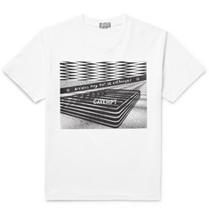 Cav Empt Slim-Fit Printed Cotton-Jersey T-Shirt