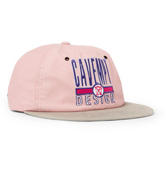 Cav Empt Embroidered Cotton-Twill Baseball Cap