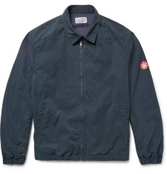 Cav Empt Embellished Cotton-Blend Blouson Jacket