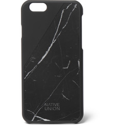 Native Union - CLIC Marble and Rubber iPhone 6 Case