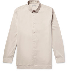 COS Cotton-Poplin Shirt