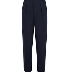 COS Pleated Wool Trousers