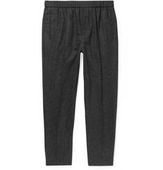 COS Slim-Fit Tapered Wool-Blend Trousers