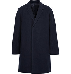 COS Boiled Wool Overcoat