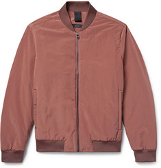 COS Mr Foxy Peached-Shell Bomber Jacket