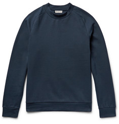 COS - Mr Horus Stretch Cotton-Blend Jersey Sweatshirt