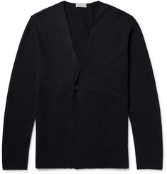 COS Boiled Wool Cardigan