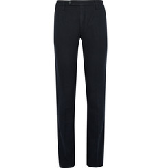 Massimo Alba Winch Slim-Fit Wool-Flannel Trousers