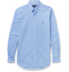 Polo Ralph Lauren - Button-Down Collar Gingham Cotton Shirt