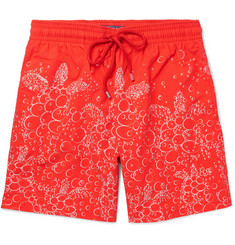Vilebrequin - Moorea Long-Length Printed Swim Shorts
