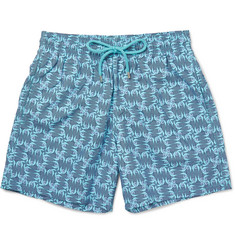 Vilebrequin Moorea Slim-Fit Mid-Length Printed Swim Shorts