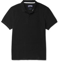 Vilebrequin Slim-Fit Cotton-Piqué Polo Shirt