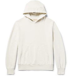 Remi Relief Loopback Cotton-Jersey Hoodie