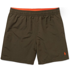 Polo Ralph Lauren Hawaiian Mid-Length Swim Shorts