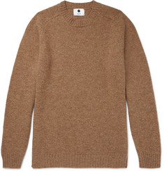 NN07 Nathan Knoll Wool Sweater