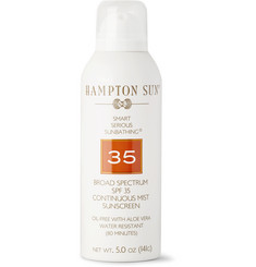 Hampton Sun SPF35 Continuous Mist Sunscreen, 141g