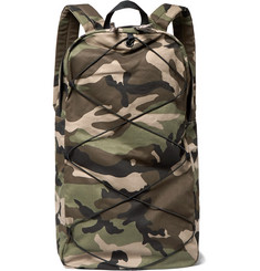 nonnative Camouflage-Print Canvas Backpack