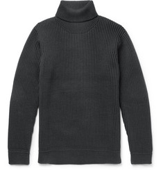 nonnative - Tourist Ribbed Wool-Blend Rollneck Sweater