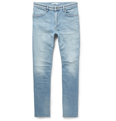 nonnative Dweller Slim-Fit Washed Stretch-Denim Jeans