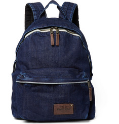 Eastpak Padded Pak'r® Selvedge Denim Backpack