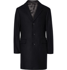 Club Monaco Slim-Fit Virgin Wool-Blend Coat