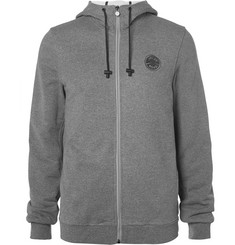 Iffley Road Fife Loopback Jersey Zip-Up Hoodie