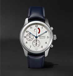 Bremont America's Cup Regatta Chronograph 43mm Stainless Steel and Rubber Watch
