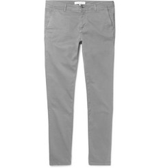Orlebar Brown Cayson Slim-Fit Stretch-Cotton Twill Trousers