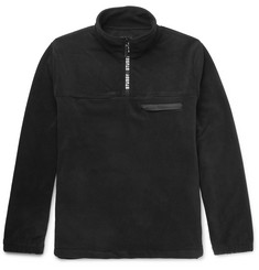 Stüssy Fleece Half-Zip Sweatshirt