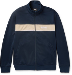 Stüssy Striped Jersey Track Jacket