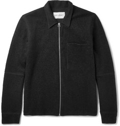 Our Legacy Slim-Fit Bouclé Blouson Jacket