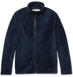 Our Legacy Polar Fleece Zip-Up Sweatshirt